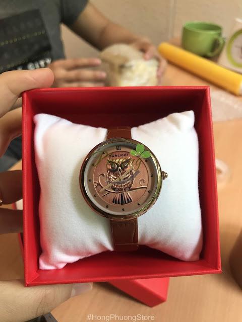 Đồng hồ thời trang Sunlight của Nga - thương hiệu, chất lượng, giá hợp lý