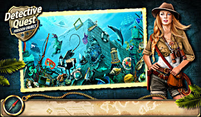 New Game Detective Quest – Hidden Objects