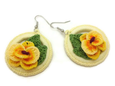 https://www.etsy.com/listing/399919955/yellow-crochet-hoop-earrings-with-yellow