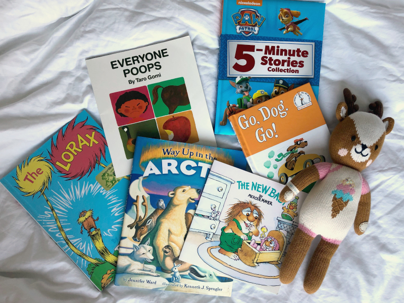 Favourite Toddler Story Books