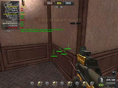 15 April 2018 - Glutamin 5.0 Point Blank Garena Wallhack, ESP Mode, Auto Headshoot, 1 Hit, Aimbullet, Auto Killer, No Recoil, Full Mode VVIP