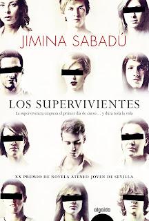 Resultado de imagen de LOS SUPERVIVIENTES de Jimina Sabadú.