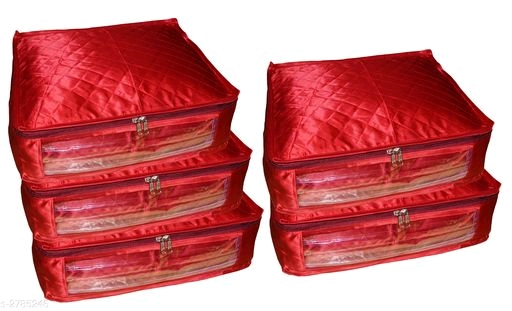 Trendy Saree Cover (Pack of 5)