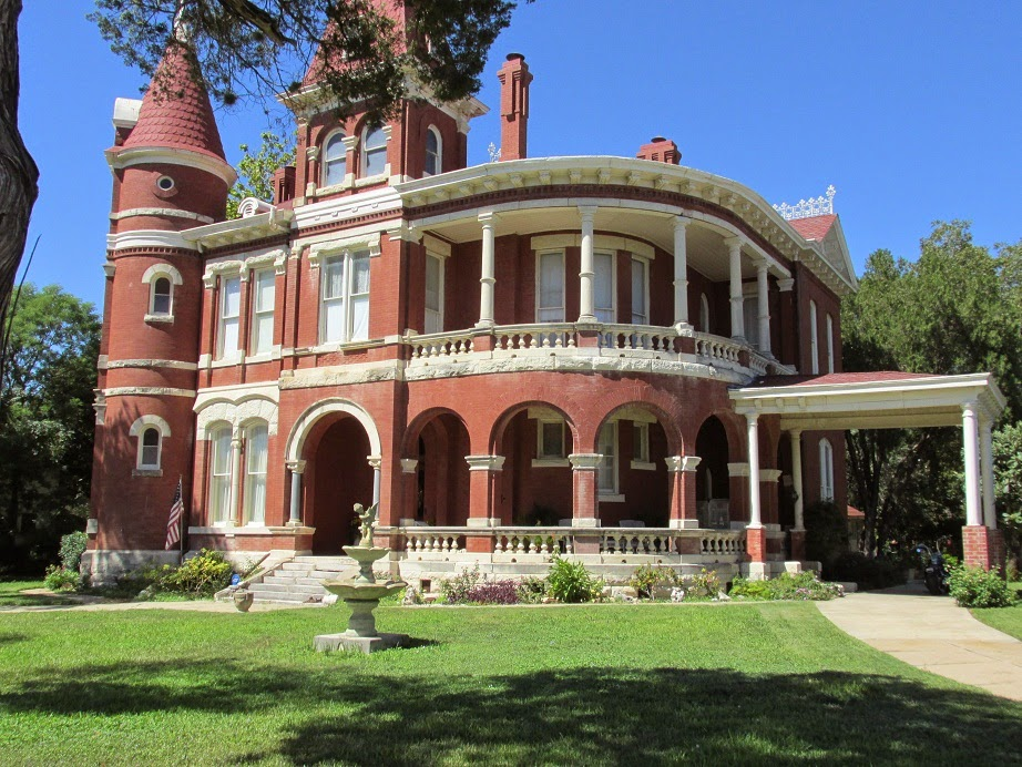 historic homes texas