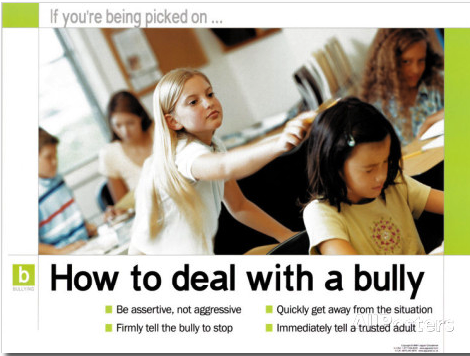 6 Great Posters On Bullying Educational Technology And Mobile Learning
