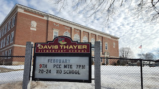 Davis Thayer School announces February vacation