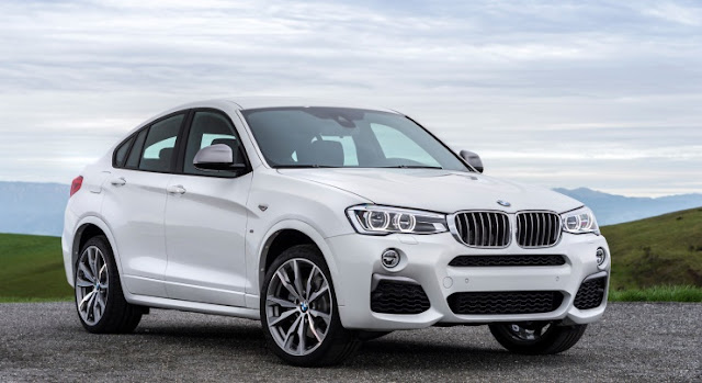 LATEST SPECIFICATIONS AND PRICES 2016 BMW X4 M40i