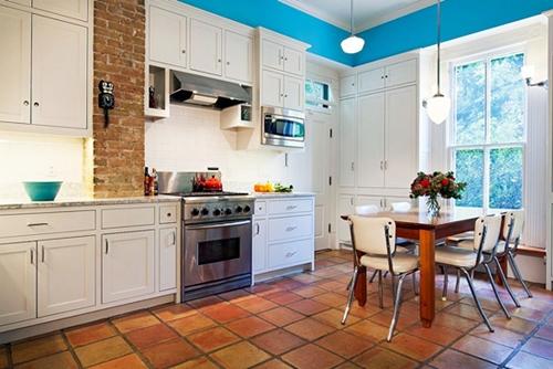 interior design trends 2017 - terracotta