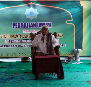 Dua Tugas NU Menurut Ketua PCNU Pamekasan