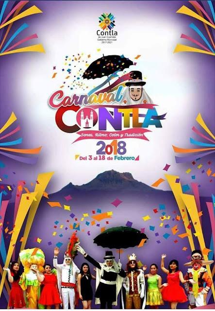 carnaval Contla 2018