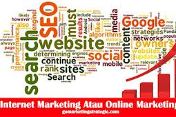 Cara Menjadi Internet Marketing Atau Online Marketing