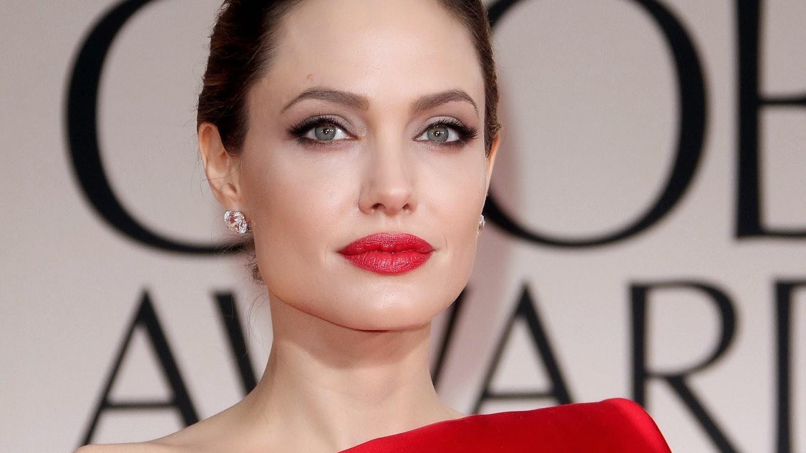 Angelina Jolie Hd Wallpapers: Film Stars World: Angelina Jolie HD Wallpaper 1080p