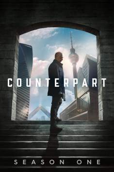 Counterpart 1ª Temporada Torrent - WEBRip 720p Dual Áudio