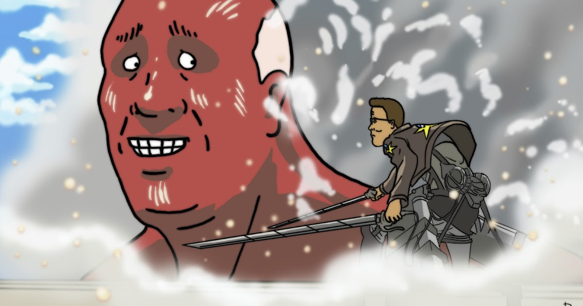 Rodrigo Bravo King Of The Hill Attack On Titan Mashup Part2