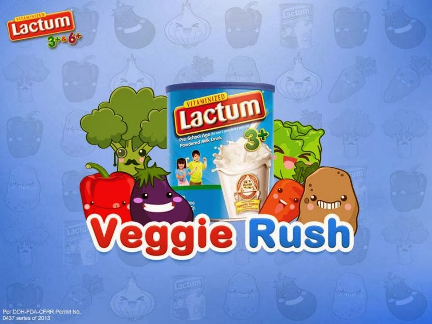 Rush for Veggies