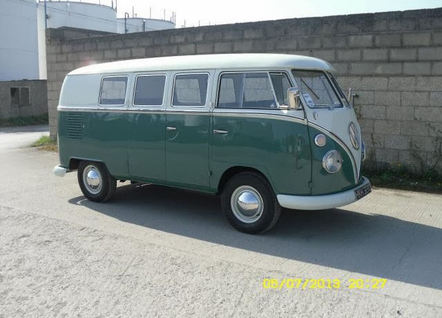 1965 vw bus 11 window vw bus. Black Bedroom Furniture Sets. Home Design Ideas