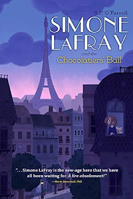 French Village Diaries book review Simone LaFray and the Chocolatiers' Ball by S.P. O'Farrell
