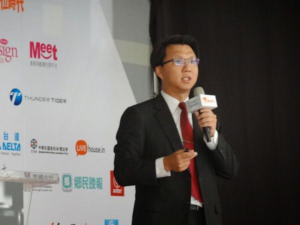 台灣IBM軟體事業處總經理賈景光。