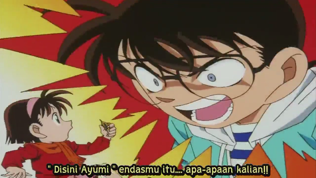 Detective conan season 2 episode 10 - Gangatho rambabu movie
