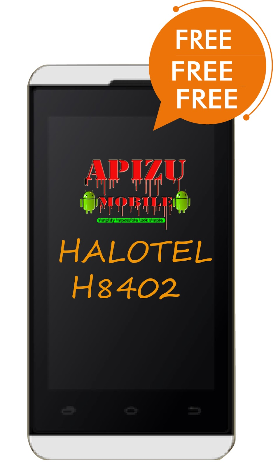 FREE DOWNLOAD HALOTEL H8402 UNLOCKED FIRMWARE 2018 TESTED by aPiZU