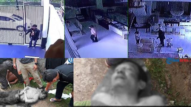 Video Lengkap Penodongan, Penyekapan hingga Penangkapan Para Pelaku Pembunuhan Sekeluarga di Pulomas
