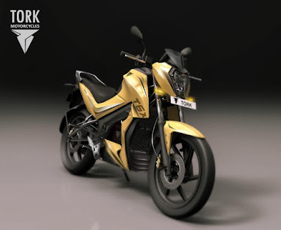 TORK T6X electric front view pictures