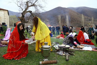 Iranians  Old Customs  Nowruz