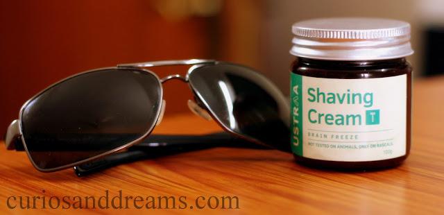 Ustraa Shaving Cream, Ustraa Shaving Cream review