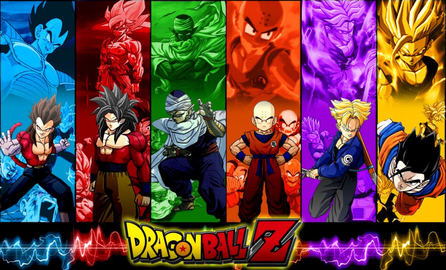 Dragon Ball Z Wallpaper Desktop Pc Sizehd