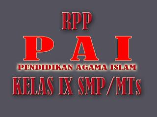 RPP PAI KELAS VII SMP/MTs KURIKULUM 2013 REVISI 2020