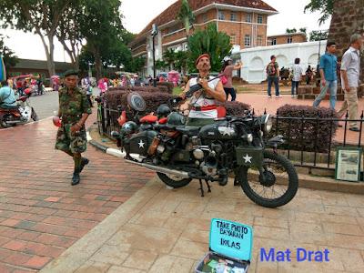 Tempat Bersejarah Menarik Melaka A Famosa