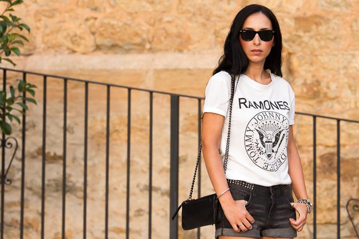 camiseta ramones valencia