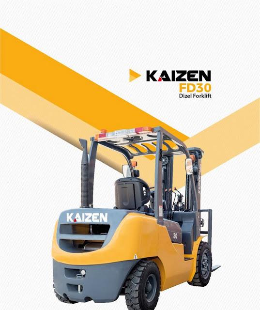 Forklift Araç Logo Tasarımı
