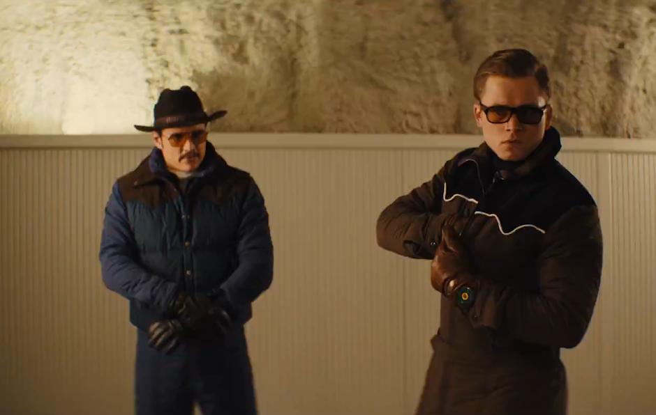 """Mais ação no 2º trailer de """"Kingsman: O Círculo Dourado"""", com Colin Firth e Taron Egerton - SDCC"""