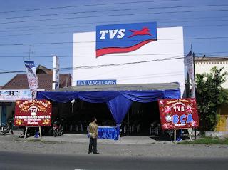 Tantangan Bekerja di DEALER TVS MOTOR Bandar Lampung Terbaru Juli 2018