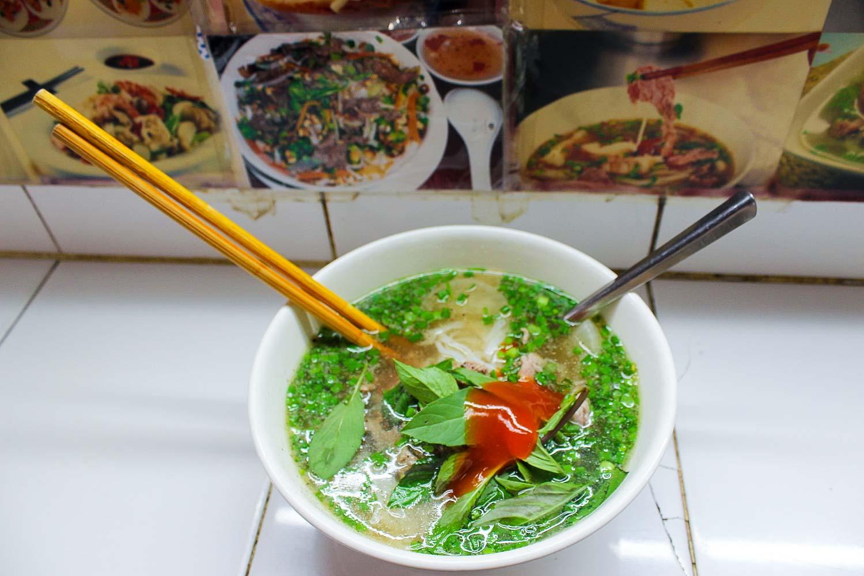 pho bo beef noodle soup vietnam