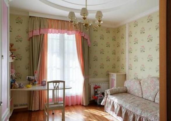 Ideas de decoraci n de dormitorios de ni os cl sicos y - Decoracion vintage dormitorios ...