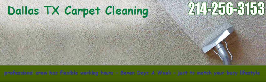 Dallas Tx Carpet Cleaning