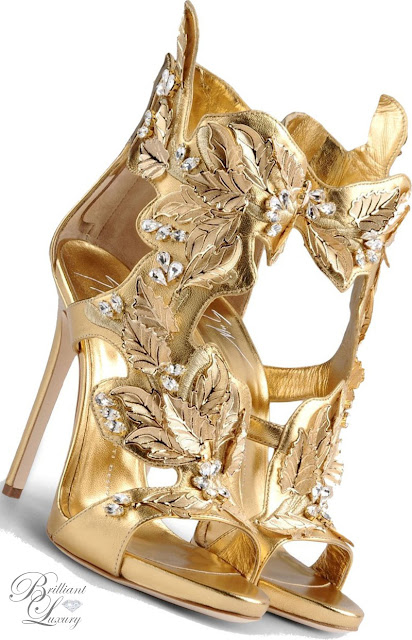 Brilliant Luxury ♦ Giuseppe Zanotti 'Pandora'