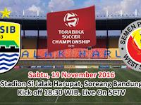 TSC 2016: Persib vs Semen Padang