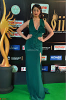 Laxmi Rai in a Deep neck Beautiful Green Gown Cute Actress Laxmi Rai ~  006.JPG