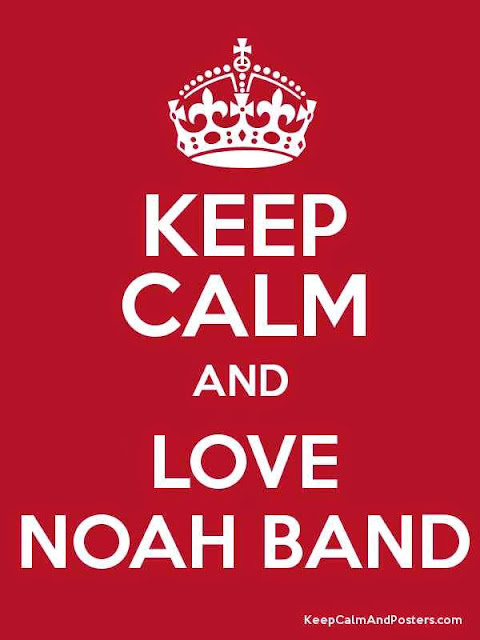 Keep Calm and Support Noah