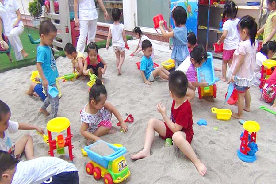 Tác dụng của đồ chơi trẻ em đối với sự phát triển của bé