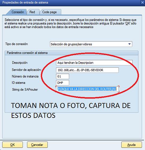 Cómo ver IP del mandante SAP - Consultoria-SAP