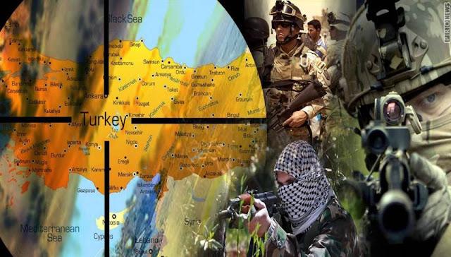 Συμπλοκή σκοπών και στρατηγικών στην Συρία και η Τουρκία