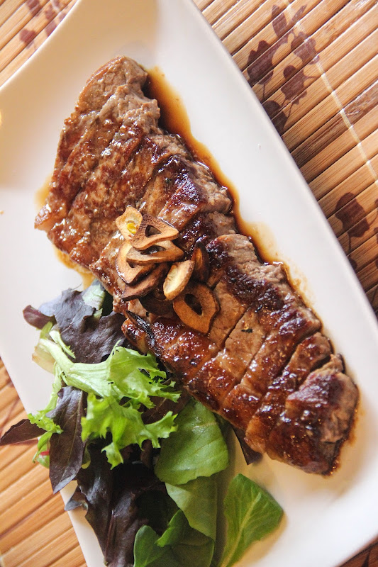 Japanese Beef Steak Recipe