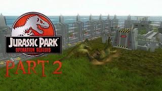 Jurassic Park Operation Genesis 1