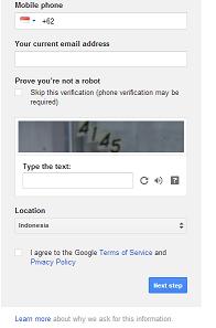 Cara Daftar Akun Gmail Terbaru Di Laptop