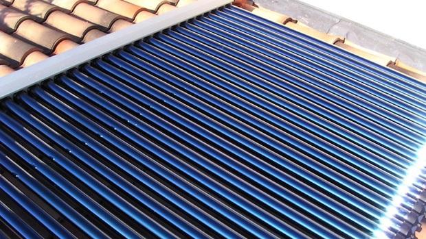 Solarthermie Heizen mit Solarenergie