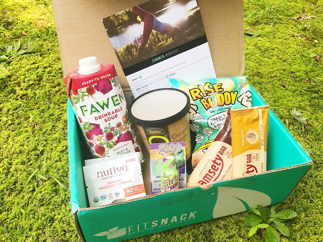 fitsnack, healthy snacks, brand ambassador